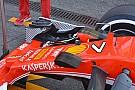 Ferrari: una telecamera per misurare le flessioni dell'ala anteriore