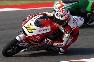 Moto3 レースレポート 尾野弘樹「ムジェロ以来のシングルフィニッシュを達成できて良かった」