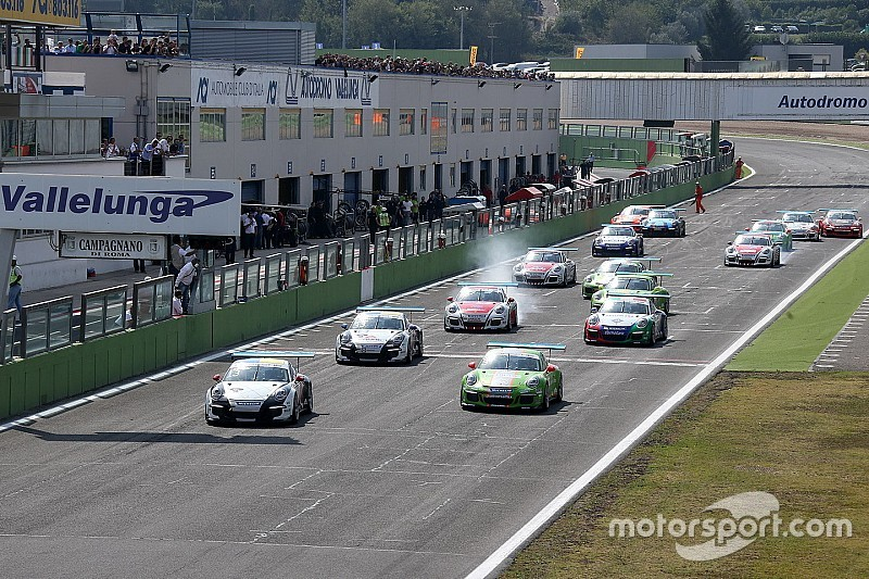 A motori spenti cambia la classifica della prima gara di Vallelunga