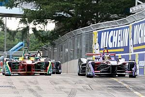 Formula E Breaking news Formula E gets new manufacturer bids for season five