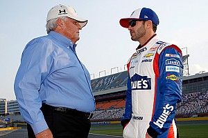 NASCAR Cup Interview Johnson weighs in on the best candidates for Hendrick Motorsports