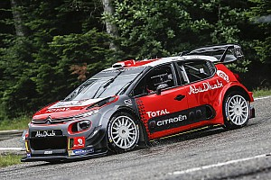 WRC Ultime notizie Citroen: nel 2018 ancora 3 C3 Plus. Con Ogier ecco Meeke e... Loeb?