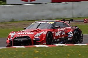 スーパーGT 速報ニュース 【スーパーGT】GT-R勢、性能と耐久性の向上を狙った新エンジンを投入