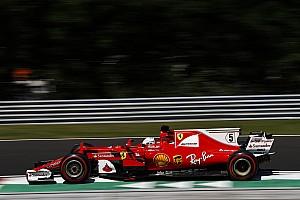 Fórmula 1 Entrevista Vettel considera que la pole en Hungría fue fruto del trabajo en equipo