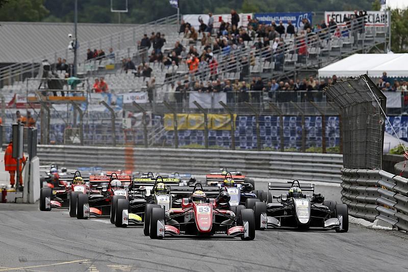 Pau to host 2018 European F3 season opener