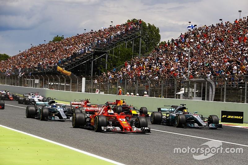 """Los aficionados dicen que la F1 ahora es más """"emocionante"""" y """"prestigiosa"""""""