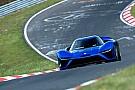 OTOMOBİL Nürburgring tacı yine el değiştirdi - yeni kral Nio EP9!