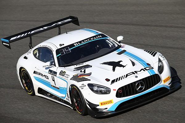 BES El Mercedes-AMG GT3 #4, pole en los 1000km de Paul  Ricard