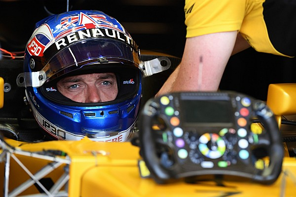 Formula 1 Breaking news Palmer: I'm not worried about my future