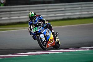 Moto2 Race report Qatar Moto2: Morbidelli claims dominant maiden win