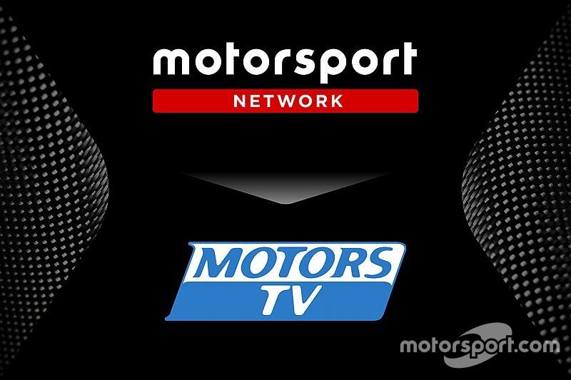 Motorsport Network übernimmt Motors TV