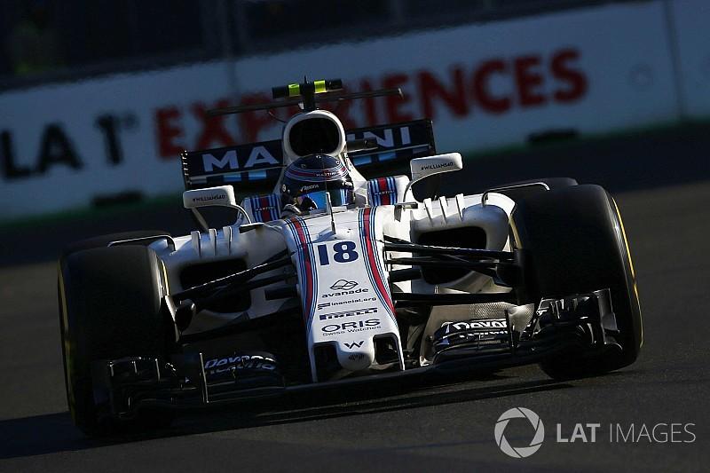 Bilan mi-saison - Williams régresse encore