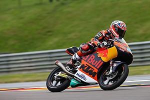 Moto3 Ultime notizie Kent e la Herrera penalizzati di 12 posizioni in griglia in Germania