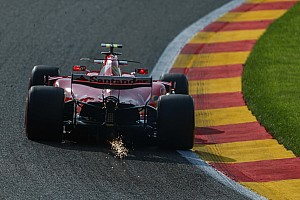 Formel 1 Trainingsbericht Formel 1 2017 in Spa: Ferrari im 3. Training an der Spitze