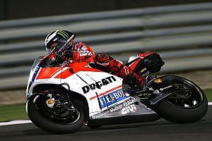 MotoGP Réactions Dovizioso, une référence dans la progression de Lorenzo