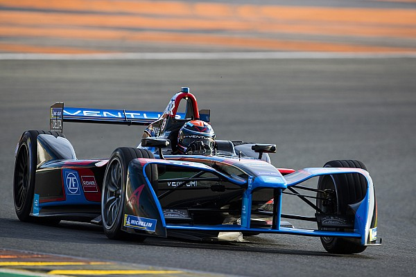 Formula E Son dakika Venturi Formula E takımı  Mortara ve Engel ile anlaştı