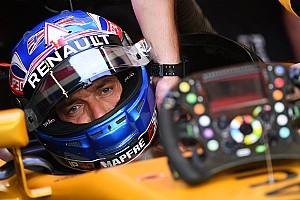 Формула 1 Новость В Renault попробовали помочь Палмеру продолжить карьеру, но не смогли