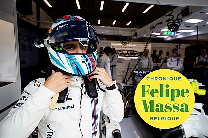 Formule 1 Chronique Massa - Une pénalité excessive à Spa qui laisse un goût amer