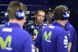 MotoGP Preview Rossi inquiet quant au risque de pluie ce week-end