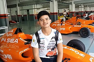 Formula 4 SEA Breaking news Perdana Minang wakili Indonesia di F4 SEA, langkah awal menuju F1