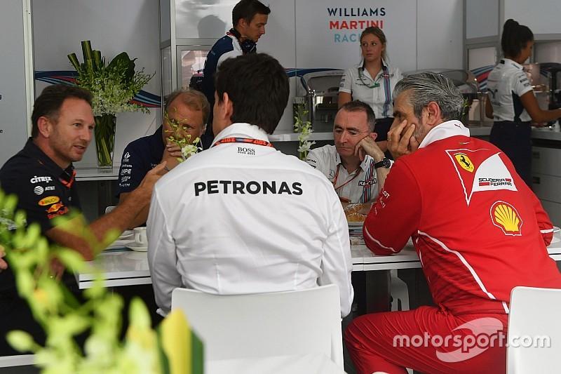 F1车队不满原FIA技术总监可能加盟竞争对手