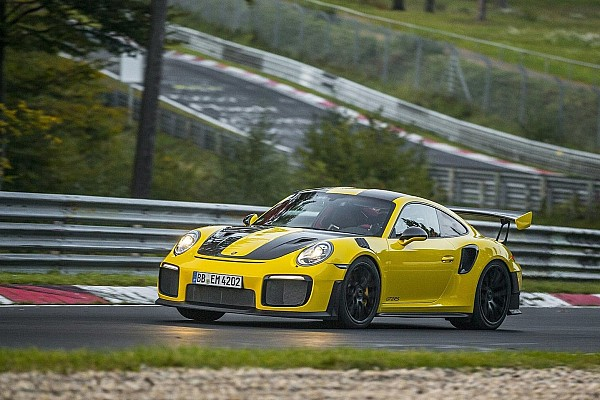 Porsche 911 GT2 RS: Rekord auf der Nürburgring-Nordschleife