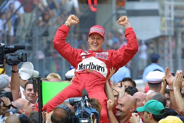 F1 Noticias Motorsport.com Schumacher dentro de los 25 deportistas más ricos de la historia