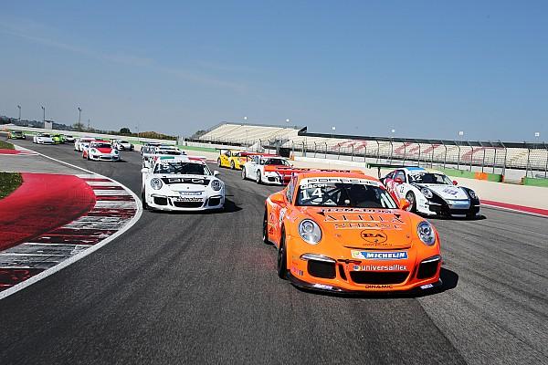 Carrera Cup Italia Ultime notizie La Carrera Cup Italia corre in diretta su Eurosport 2 e DMAX