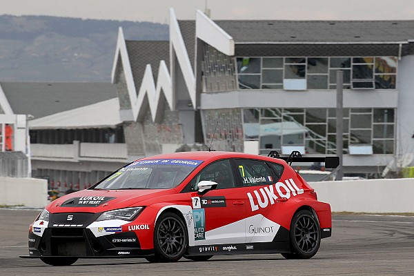 TCR Craft-Bamboo Racing seeks TCR opening round victory in Georgia
