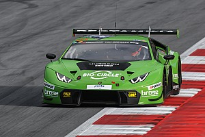 Endurance Race report GRT Grasser Racing Team leads after the first part of the 12H Red Bull Ring