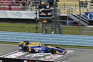 IndyCar Gara A Watkins Glen succede di tutto: vince Rossi e Newgarden riapre il campionato