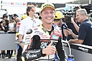 Moto2 Misano Moto2: Aegerter wins chaotic wet race, 22 riders crash