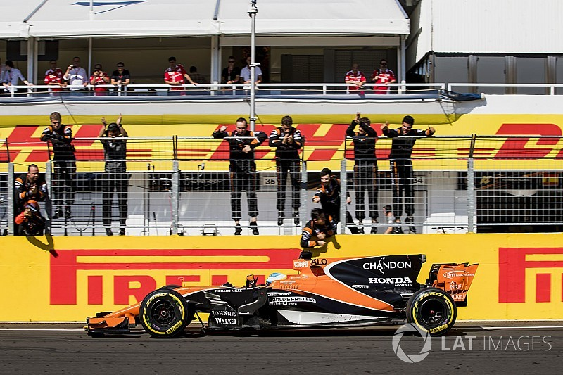 Honda says Hungary first race without reliability concerns