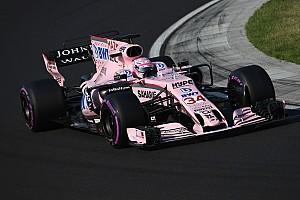 Formula 1 Ultime notizie Force India ai test di Yas Marina con Perez, Ocon e Mazepin