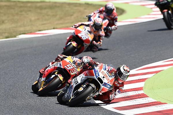 MotoGP Lorenzo: Marquez