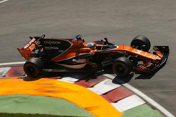 Formula 1 Breaking news Alonso: McLaren bisa raih lima besar jika pakai mesin lain