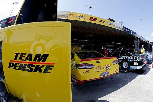 What NASCAR didn't like about Joey Logano's rear suspension