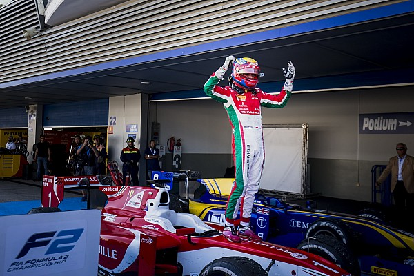 Las mejores historias de 2017, 14: Charles Leclerc y su dominio en la Fórmula 2