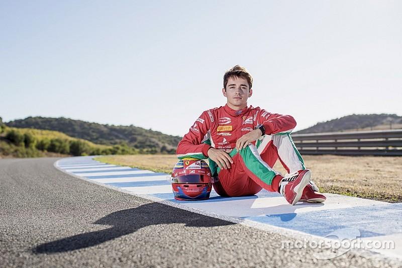 Leclerc: Kalbimde Bianchi ve babamı taşıyarak yarışıyorum