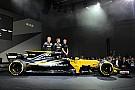Formula 1 Renault'nun 2017 hedefi beşincilik