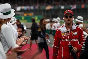 Stop/Go Livefeed Vettel már alig várja a Magyar GP-t