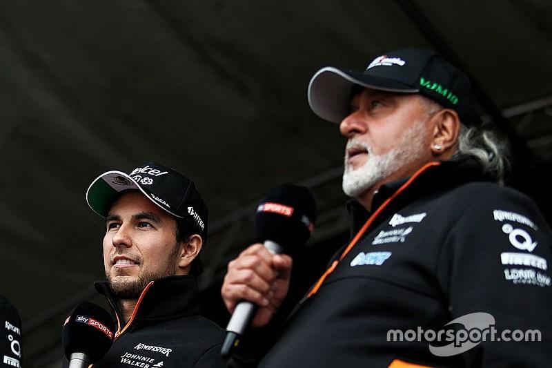 Sergio Pérez y Force India iniciaron negociaciones para 2018