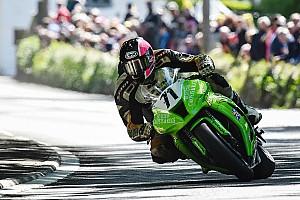 Straßenrennen News Isle of Man TT 2017: Davey Lambert stirbt an Verletzungsfolgen aus Superbike TT Crash