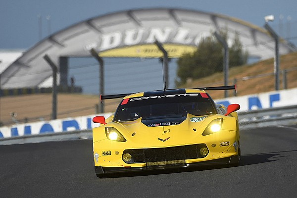 Corvette replaces Taylor with Rockenfeller for Le Mans