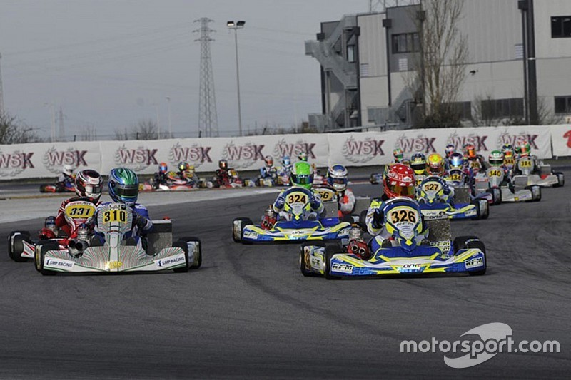 Nielsen claims WSK Super Masters opener, Taoufik wins juniors