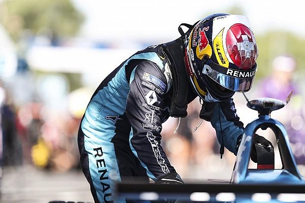Формула E Буэми остался доволен собой, несмотря на потерю титула в Формуле Е