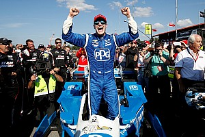 IndyCar Race report Mid-Ohio IndyCar: Newgarden takes commanding win and points lead