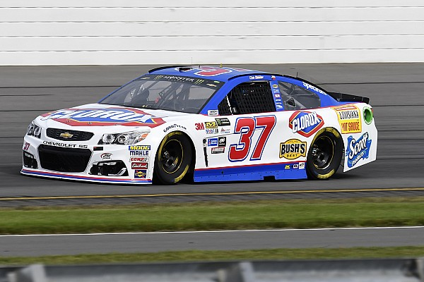 NASCAR Cup Breaking news Chris Buescher to continue with JTG/Daugherty Racing in 2018