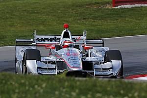 IndyCar Relato de classificação Power conquista pole em Mid-Ohio; Castroneves larga em 5º