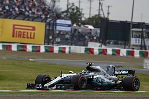 Formula 1 Practice report Japanese GP: Bottas tops FP3 despite causing red flag